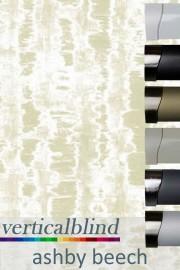Ashby Beech 89mm Vertical Blind