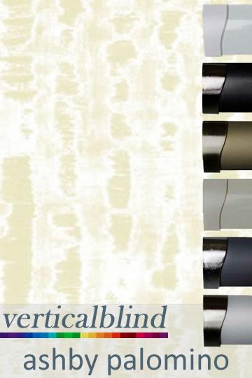 Ashby Palomino 89mm Vertical Blind