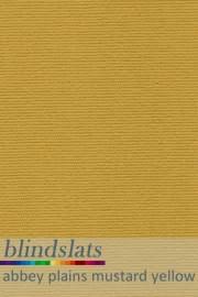 Abbey Plains Mustard Yellow 89mm