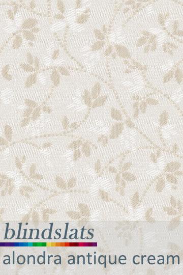 Alondra Antique Cream 89mm