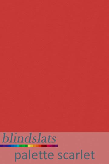 Palette Scarlet 127mm