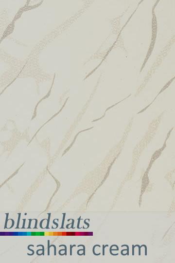 Sahara Cream PVC 89mm